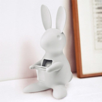 <div>Desk Bunny tape dispenser 兔兒膠帶台</div>