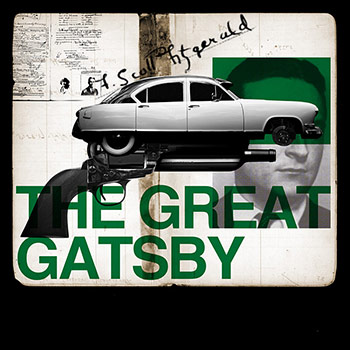 <div>The Great Gatsby ⼤亨⼩傳</div>