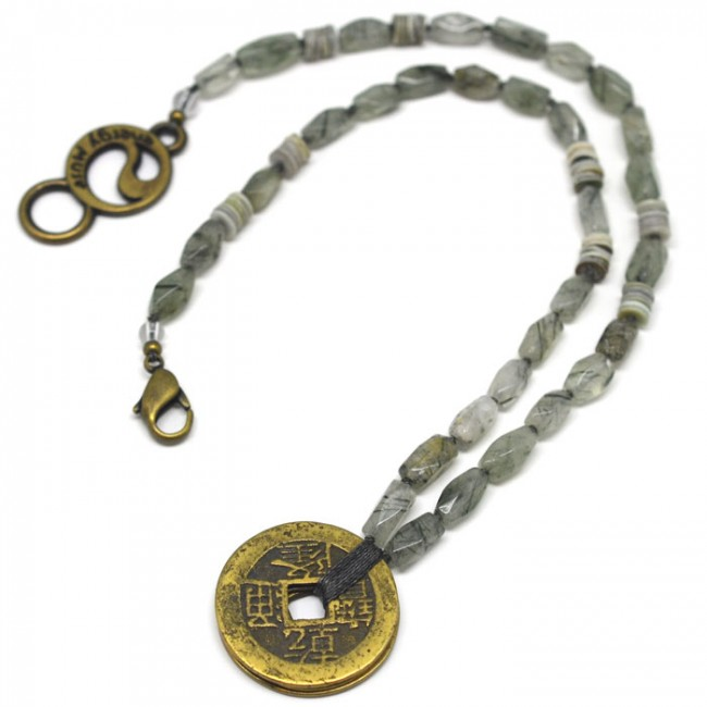 <div>ENERGYMUSE Luck Necklace 幸運項鍊</div>