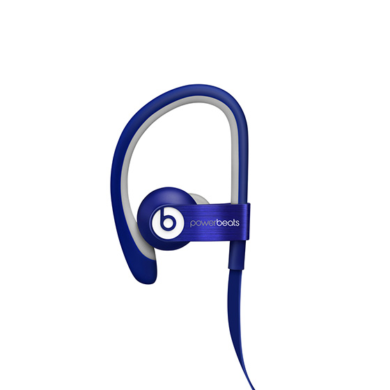 <div>Beats Powerbeats 2 酷線版有線耳機 (藍)</div>