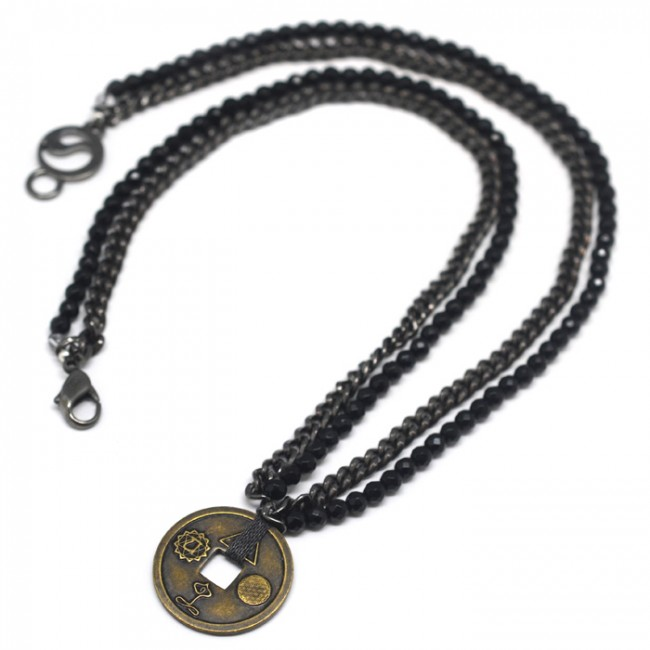 <div>Energy Muse Spiritual Warrior Necklace 精神戰士項鍊</div>