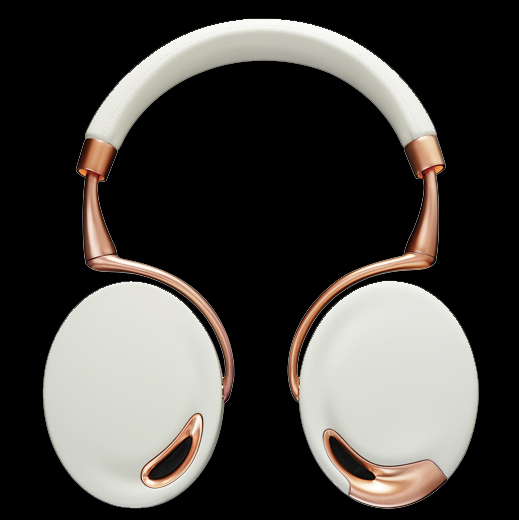 Parrot Zik by Philippe Starck-玫瑰金