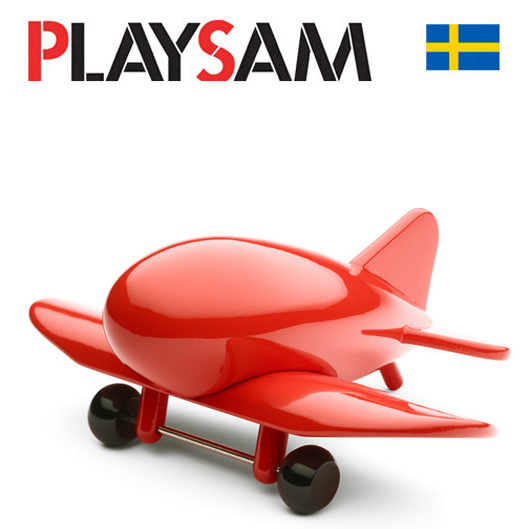 PLAYSAM-Airliner客機-紅