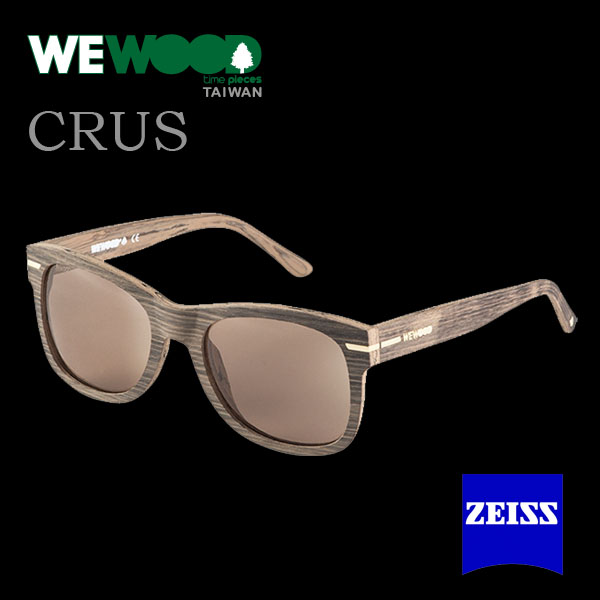 WEWOOD 義大利時尚墨鏡 CRUX NOCE BROWN