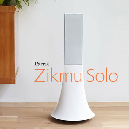 <div>Parrot Zikmu solo by Philippe Starck</div>