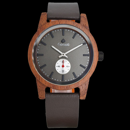 TENSE ELEGANCE LEATHER - Rosewood/Brown