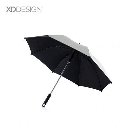 <div>XD-Design 23 Hurricane 23吋直立式雨傘 - 銀色</div>