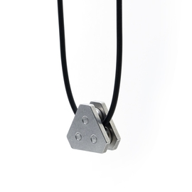 ANONYMOUS NECKLACE - SILVER