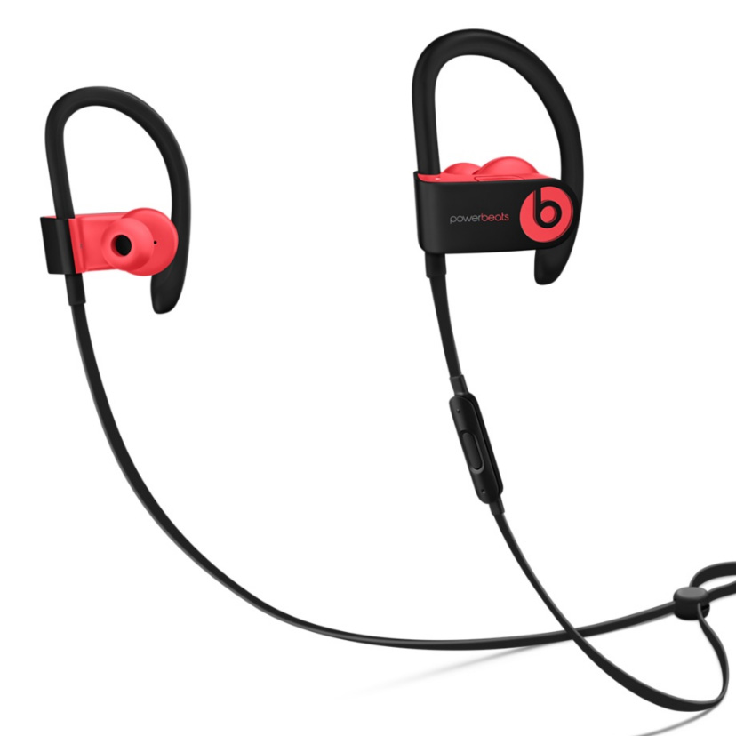Powerbeats3 Wireless 入耳式耳機 - Siren Red