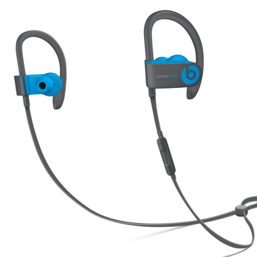 Powerbeats3 Wireless 入耳式耳機 - Flash Blue