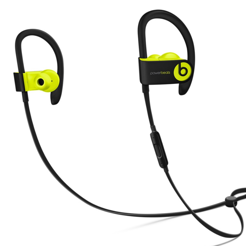 Powerbeats3 Wireless 入耳式耳機 -Shock Yellow