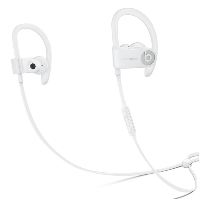 Powerbeats3 Wireless 入耳式耳機 -白色