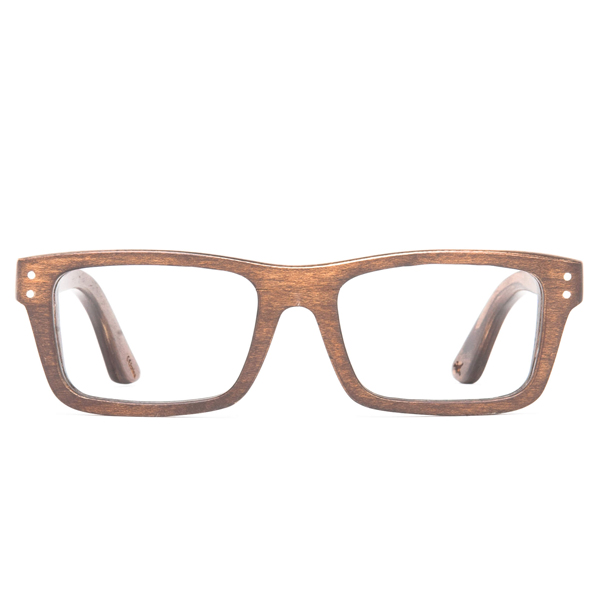 Boise Wood Rx - Stained Clear Lens