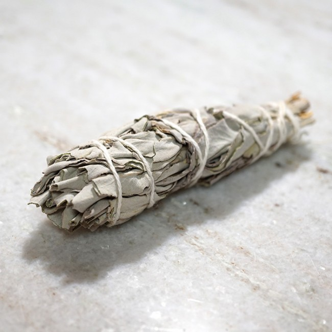<div>Energy Muse-Sage Smudge Stick</div>