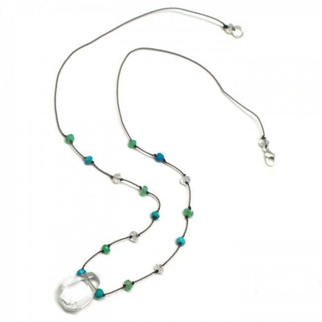 <div>Energy Muse-Muse Necklace</div>