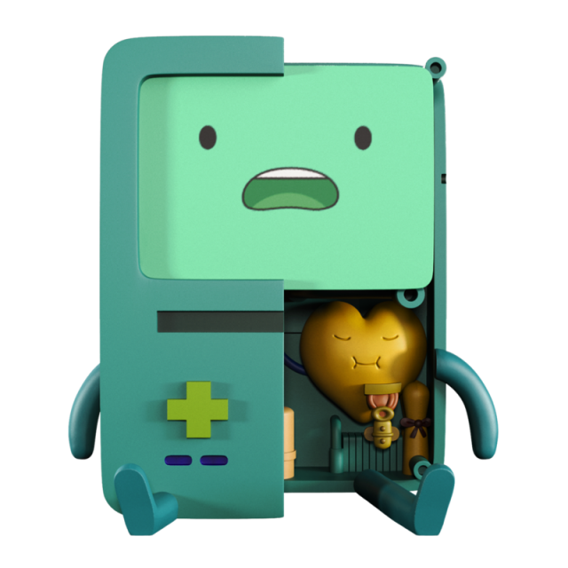 <div>XXRAY ADVENTURE TIME BMO 探險活寶 嗶莫</div>