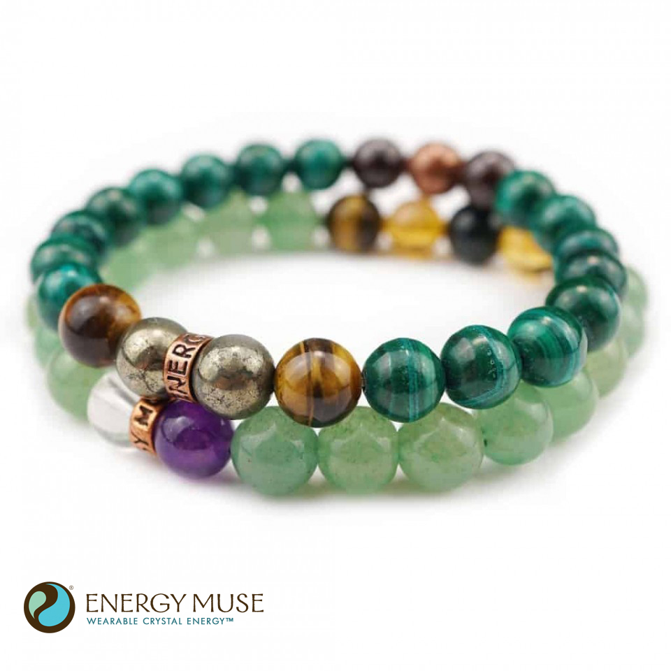 Energy Muse-Money Magnet Bracelets 