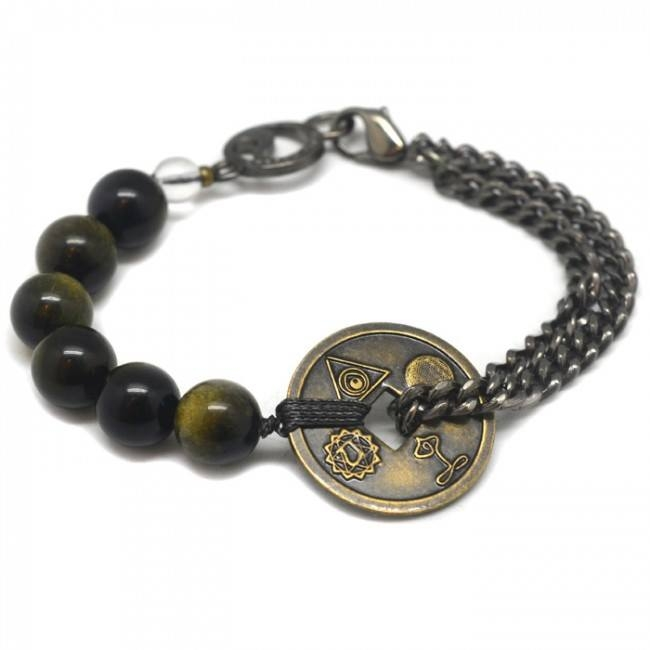 ENERGY MUSE Spiritual Warrior Bracelet 精神戰士手鏈
