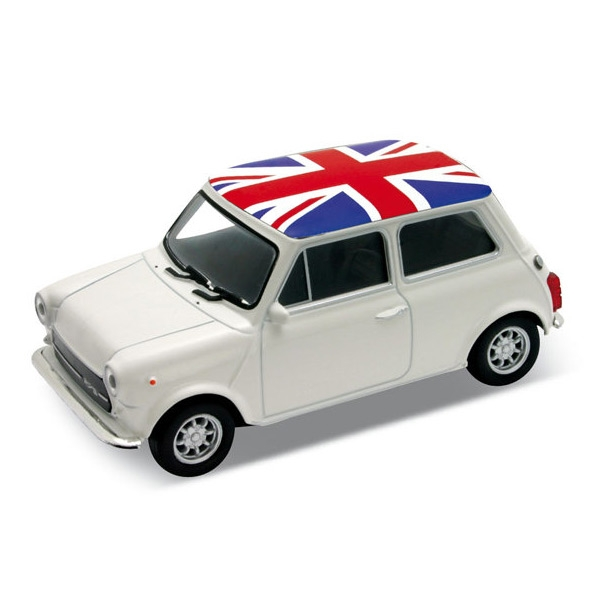 Welly合金玩具迴力車