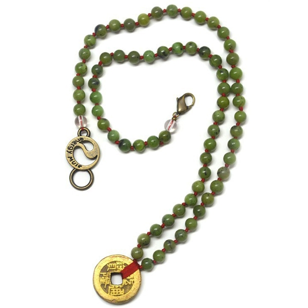 Energy Muse Prosperity Necklace 豐盛項鍊